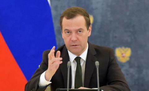 Правительству «троечников» Медведев дал срок до 1 июля