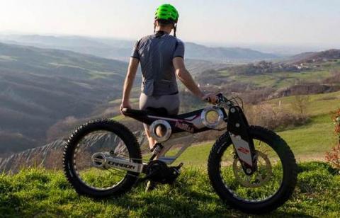 Электрический велосипед-внед…