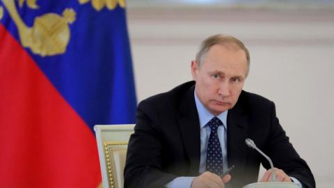 Путин запретил банкам расста…
