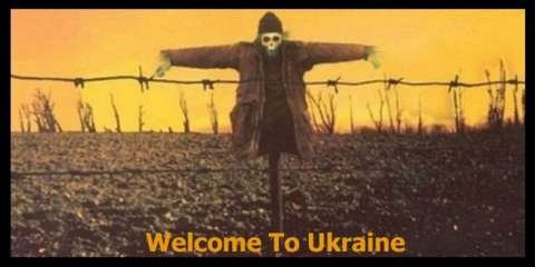 Украина: мусор, крысы, безвод, безвакцин, эпидемии