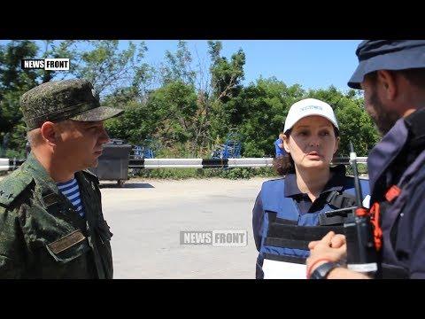 СЦКК будут круглосуточно дежурить у Станицы, чтобы Киев не обвинял ЛНР в выдуманных обстрелах