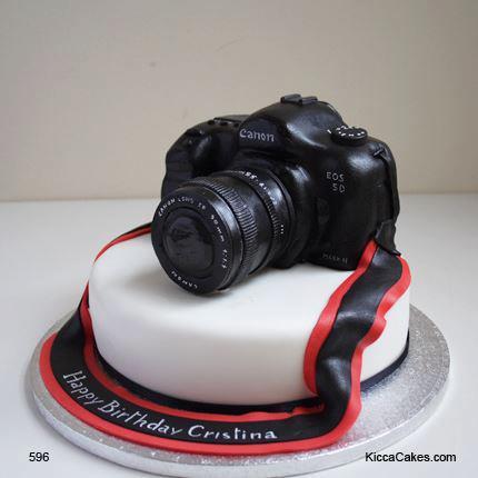 Подборка веселеньких тортиков