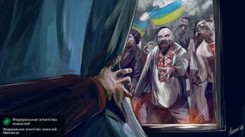 Новости Украины: грызун Саакашвили, Порошенко против орков, расчленение Киева