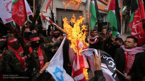 Более 260 палестинцев пострадали в столкновениях с полицией Израиля