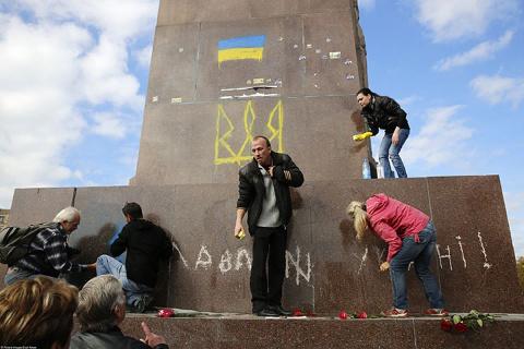 Письмо от украинских родстве…