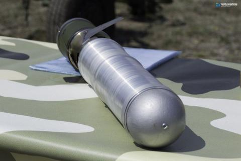 Турчинову показали новейшие образцы украинского термобарического оружия