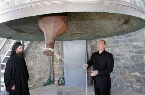 Поле битвы — Афон. Что именно заставило Владимира Путина ехать на Святую гору?