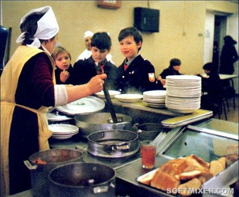 Вкус детства: чем нас кормил…