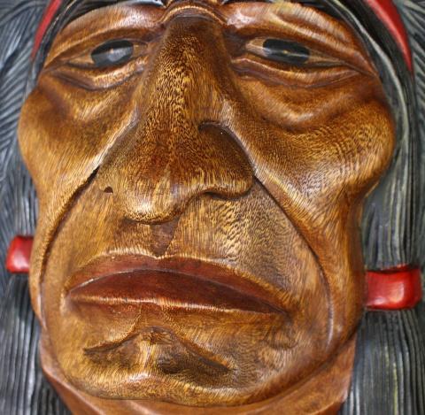 Пока в США права негров защищали, про геноцид индейцев забыли?