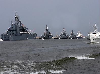 Что случилось с Балтийским флотом???