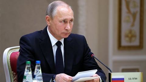 Путин поручил МИД создать рабочую группу для защиты россиян за рубежом