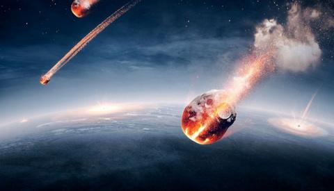 «Подарки» космоса - астероид…
