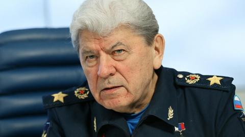 Скончался первый главком ВВС России генерал Дейнекин