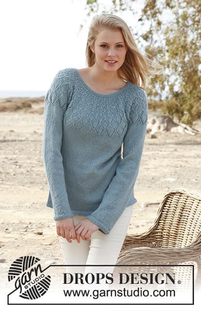 Нежный пуловер Sweet Harlequ…