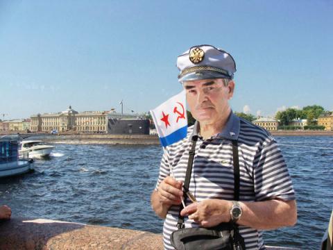 Виктор Михайлов (личноефото)