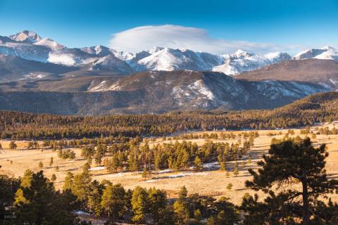 Колорадо. Национальный парк …