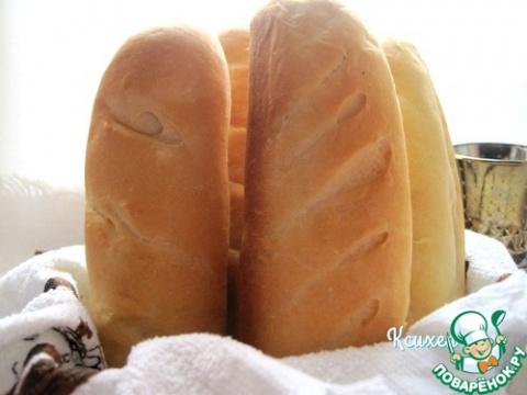 """Сливочный мини-хлеб """"Petit bread"""""""
