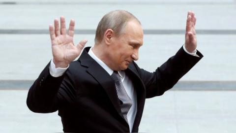 Путин «вошел в Европу» без е…