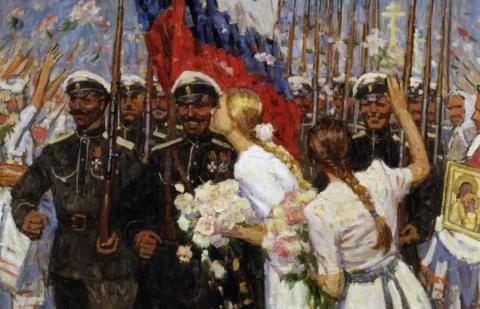 Что было бы с Россией, если бы победили белые?