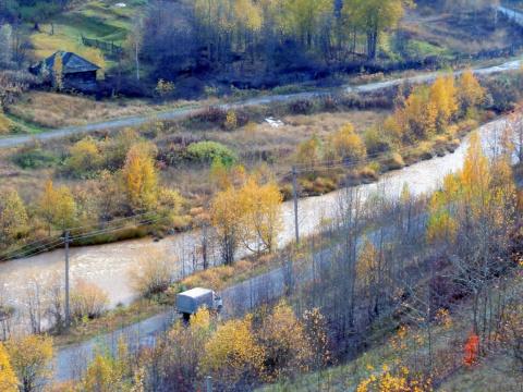 Река Кизел