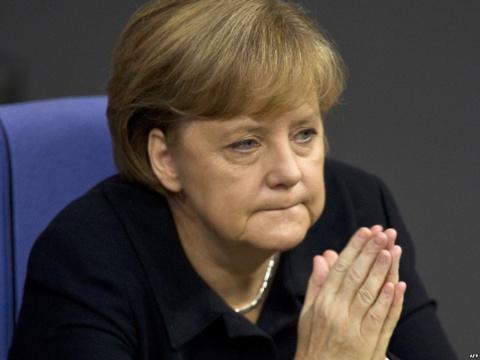 Что пронюхала Меркель.