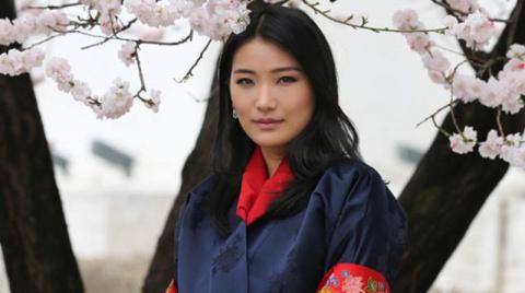 Кейт Миддлтон из Бутана: как живет самая молодая королева в мире