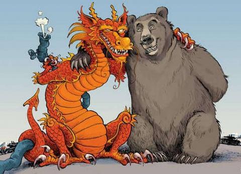 Российско - китайская глобализация
