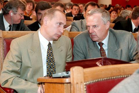 Ксения Собчак: «Путин спас ж…
