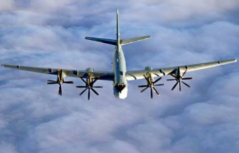 Ту-95МС. Вояж за экватор