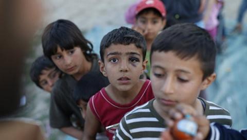 Битва с беженцами в Средизем…