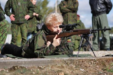Литва собралась воевать с РФ…