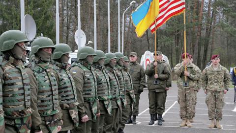 США готовы разместить на Укр…