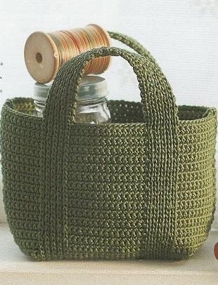 вязанные сумки | Записи в