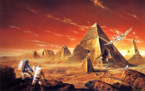 Земля и Марс – два фронта секретной войны