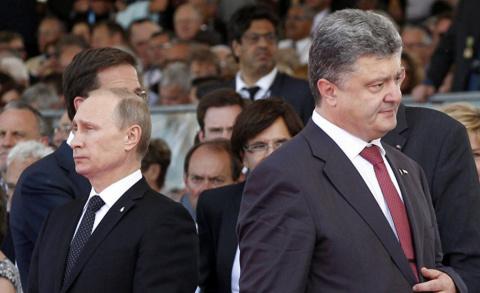 Путин как идеал и Порошенко как антигерой. 112.ua, Украина