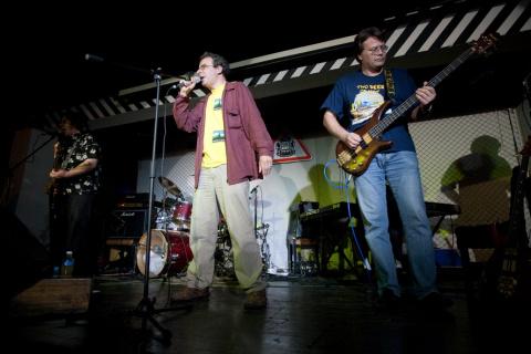Группа Кабинет. Тогда было необычно