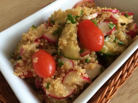Похвастушечный салат из круп…