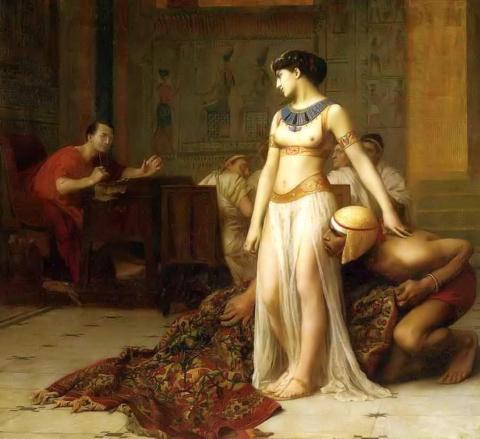 10 древних секретов красоты Клеопатры