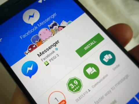 В Facebook Messenger появили…