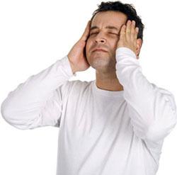 Приёмы против головной боли.