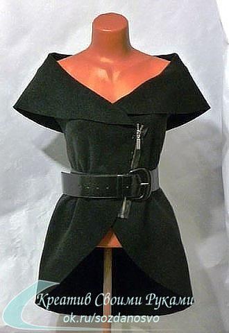 Идея для любителей шитья. Пр…