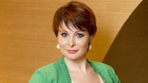 Ольга Погодина получила приз…