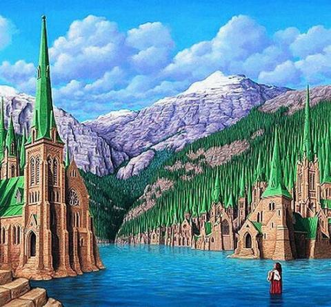 Картины Роба Гонсалвеса