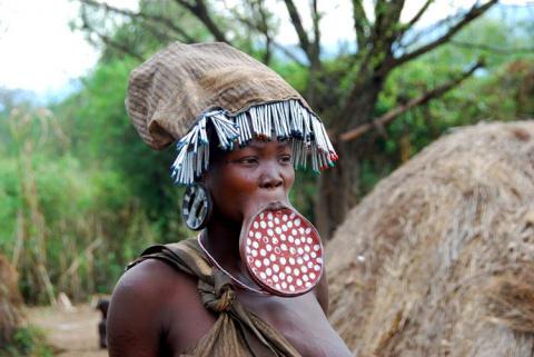 Племя боди – самый полный на…
