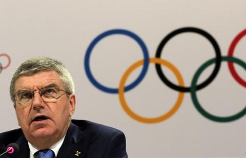 Глава МОК не исключил возможность отстранения сборной России от ОИ-2016