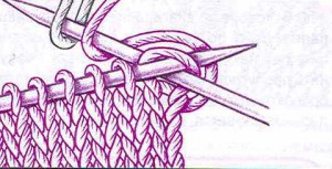 Вязание норвежских узоров на основе жаккардовой техники