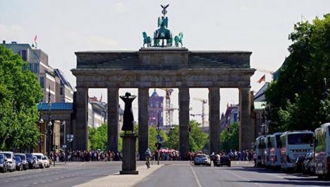 Похоже, задрались. Германия готовит санкции против США