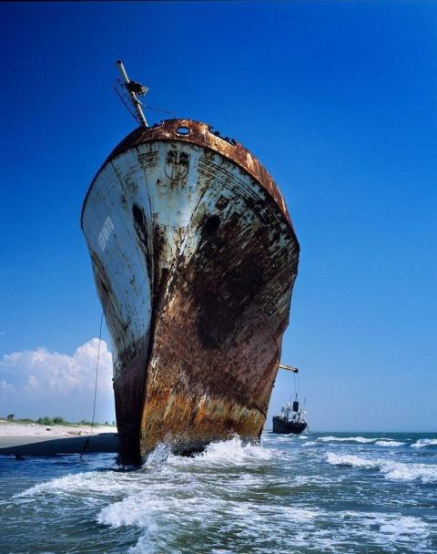 Корабли, которые уже никуда не поплывут