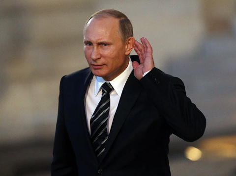 Владимир Путин закрыл вопрос Крыма раз и навсегда