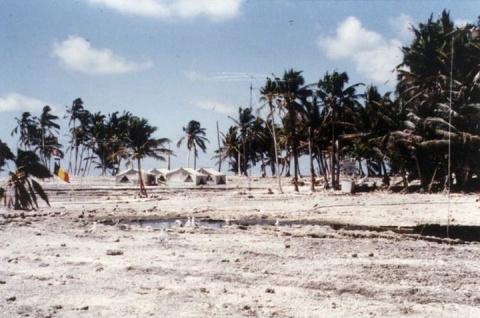 Жуткие истории пяти островов